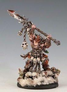 John Margiotta Warhammer mini 6