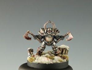 John Margiotta Warhammer mini 4